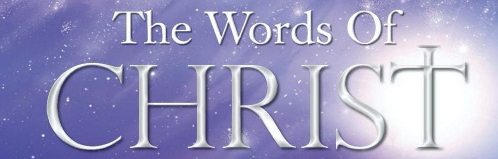 The Words Of Christ Logo