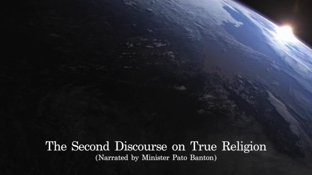 The Second Discourse On True Religion