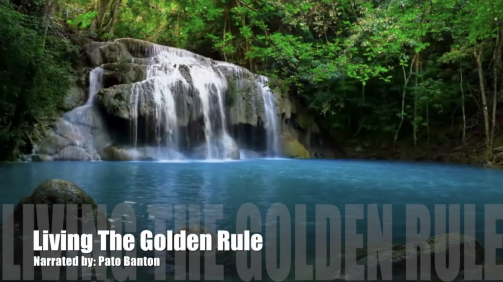 Living The Golden Rule