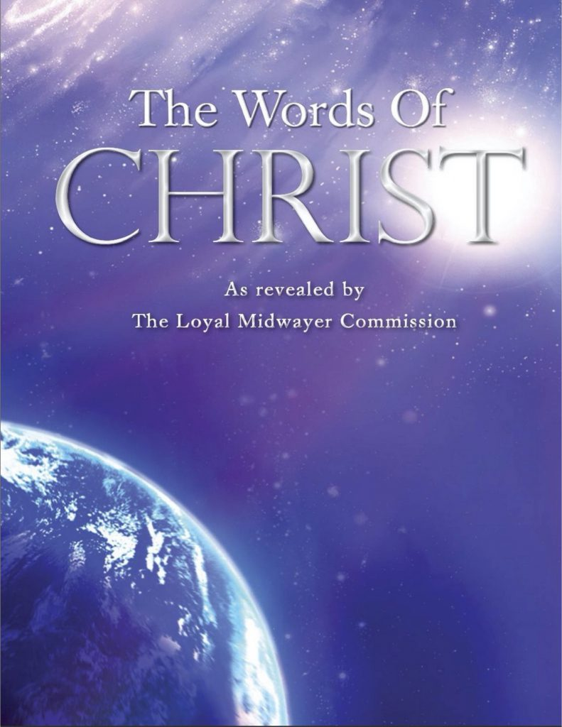 The Words Of Christ Magazine