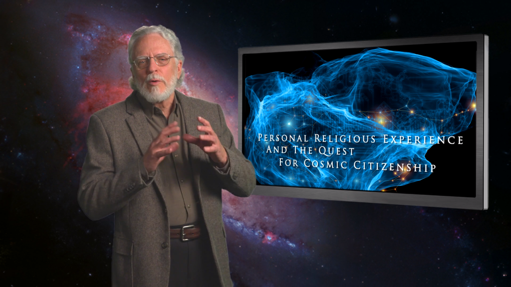 The Quest for Cosmic Citizenship